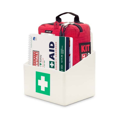 Survival Emergency Solutions Home/Workplace First Aid Kit (Large) PLUS - BB Unknown