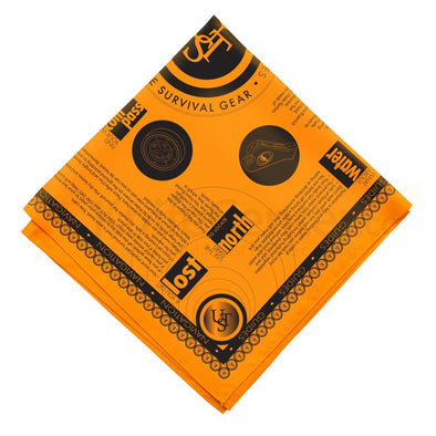 UST Survival Bandana (Orange)