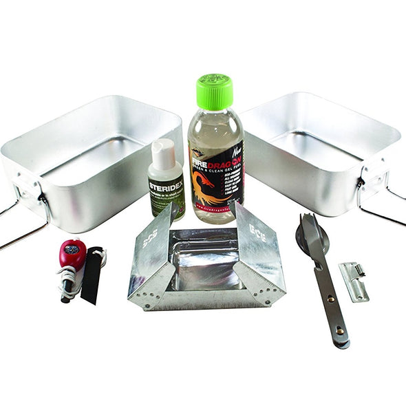BCB 9-Piece Outdoor Cooking Set