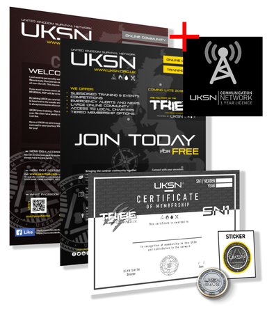 Advanced UKSN One Year Membership + UCN Access