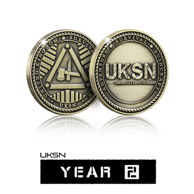 UKSN (Year 2) One Year Membership