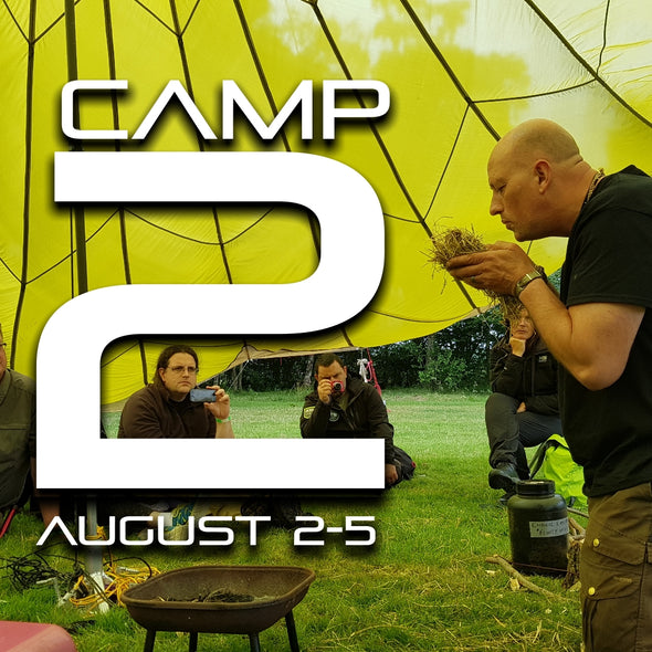 Camp 2 Tickets - August 2-5 (SN1 Members Only)