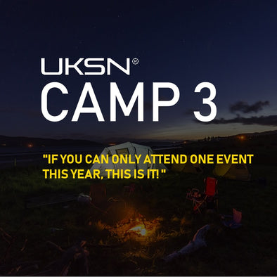 Camp 3 Tickets (Standard Members) - August 2-4