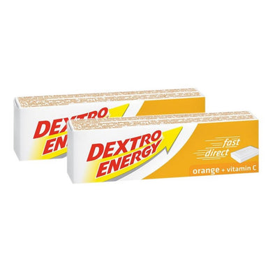 Dextro Energy Orange Dextrose Energy Tablets 2x 47g