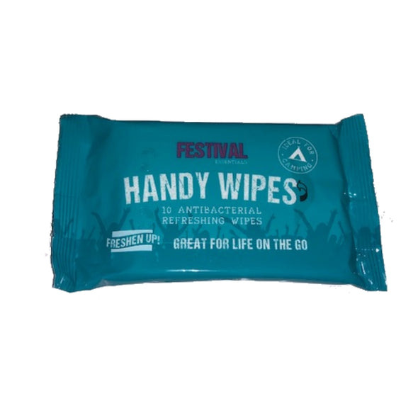 Handy Wipes - Perfect for Camping and Hiking