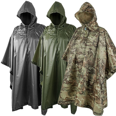 Helikon Hooded Waterproof Poncho