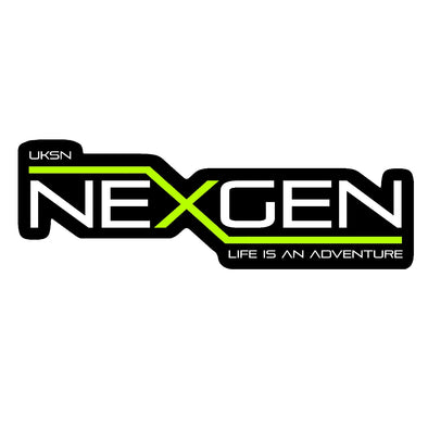 UKSN Nexgen Sticker