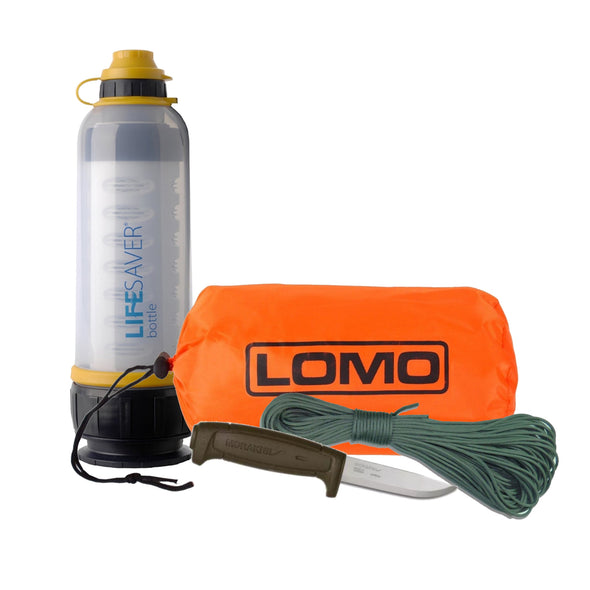 UKSN Survival Bundle *Save over £100 at RRP (£20 standard UKSN price saving)*