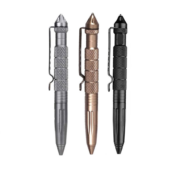 Tactical Survival Pen with Glass Breaker