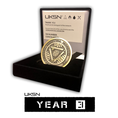 UKSN (Year 3) One Year Membership