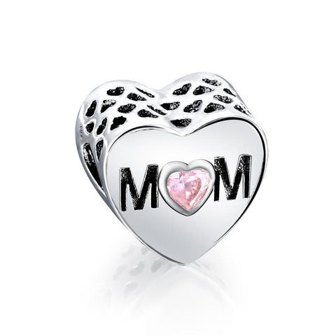 Perfect Silver Jewelry Charm Beads Family Pack