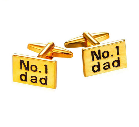 New Trendy Cuff Links For Dad