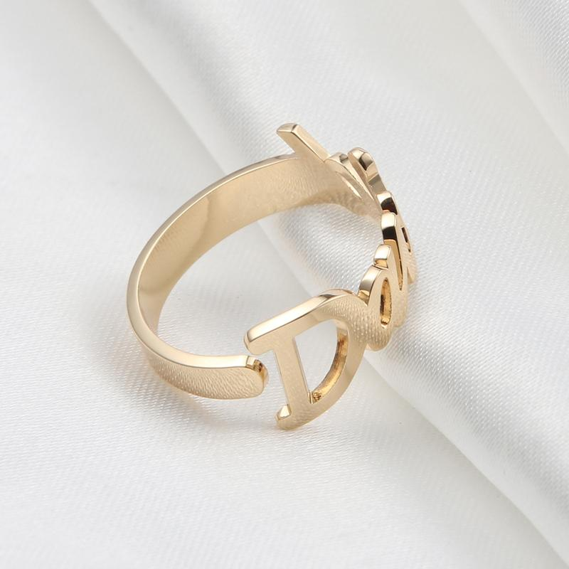 Engraved Promise Rings For Him. Stunning Matching Promise