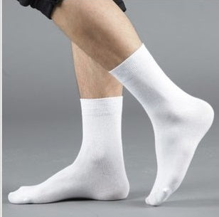 1 pair freeshipping high quality man cotton socks male high men sock