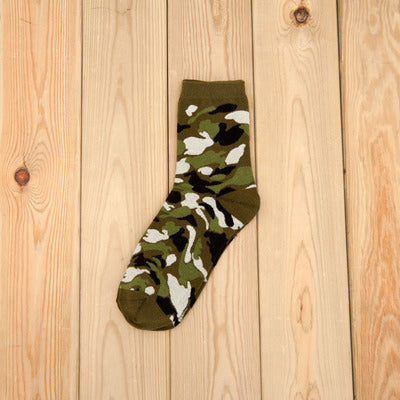 1Pair New Autumn Winter Socks For Men Happy Socks Wholesale Korean