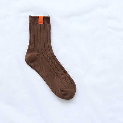 1Pair New Fashion Men's Thermal Socks Casual Style Warm Winter Hip Hop