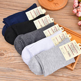 10pcs=5pairs/lot High Quality Men's Business Cotton Socks For Man