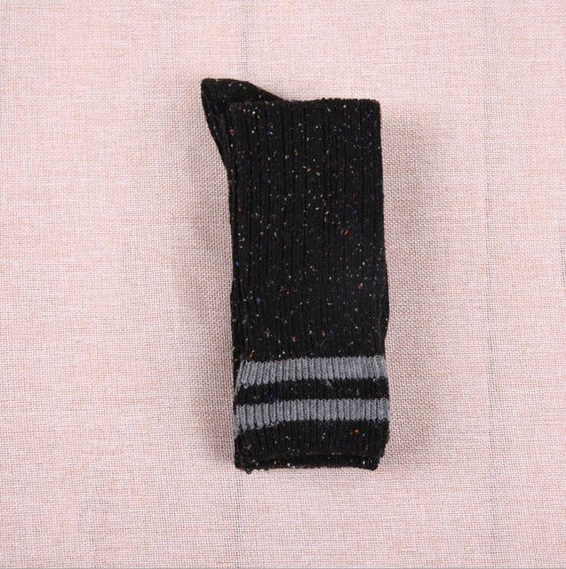 1 Pair Women fashion Thigh High Over the Knee Socks Long Cotton