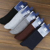 10 pieces of 5pairs 2017 NEW winter warm socks man The rabbit wool
