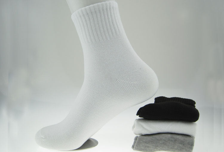 20 pieces=10pairs of Men's socks with high quality and low price / Men