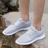 JACKSHIBO Brand Men Casual Shoes Spring Autumn Fashion Man Shoe