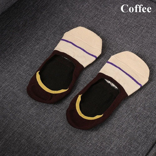 1Pair 2017 Winter Autumn Warm Men Cotton Loafer Boat Non-Slip