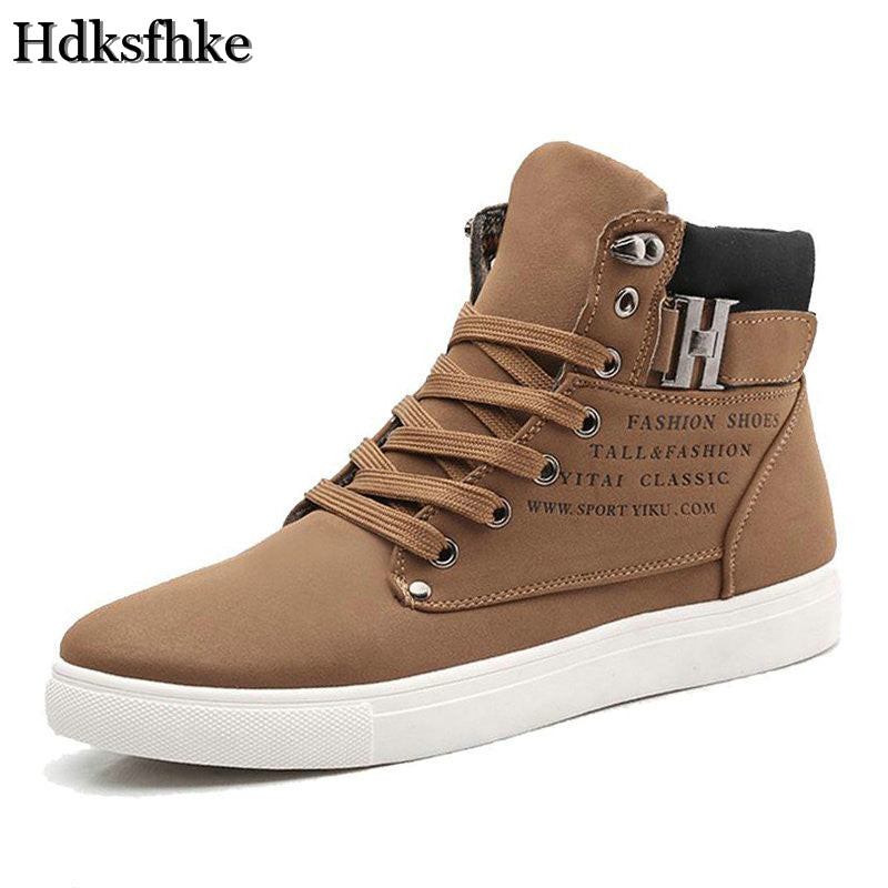 2016 Brand Outdoor Shoes Fashion Breathable High Top Canvas Shoes