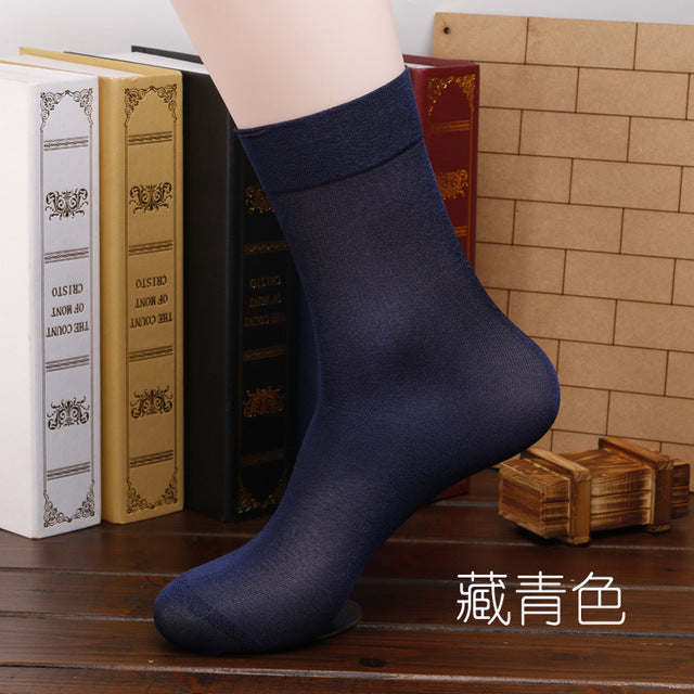10 Pair/lot High Quality  Men Sock  Business Casual Male Short Socks