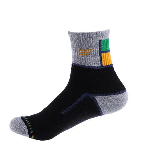 1 Pair 2017 Hot Sale Fashion Winter Men Breathable Socks Comfortable
