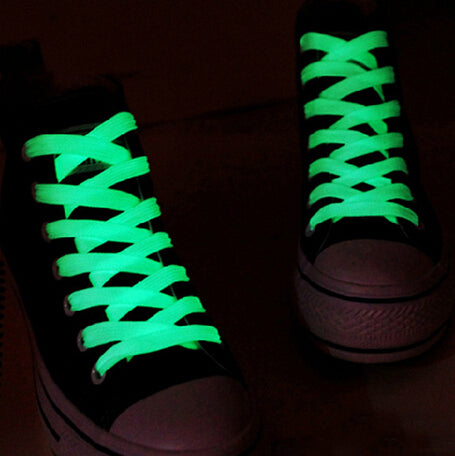 1 Pairs=2 PCS 1M Luminous Shoelace Glowing Casual Led Shoes Strings
