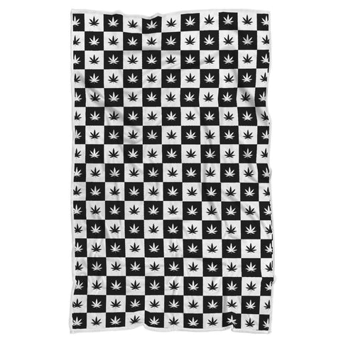 Sherpa Blanket | Checkerboard
