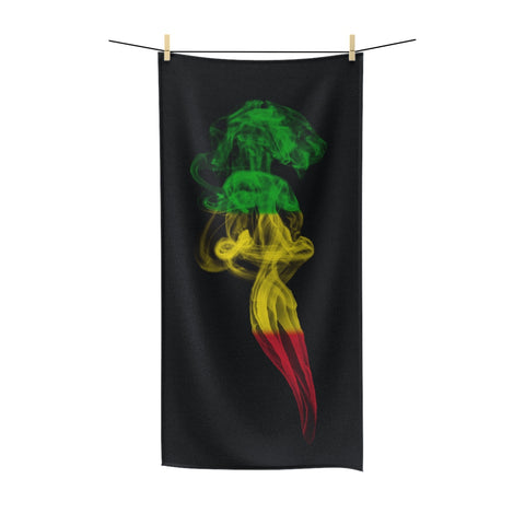 Towel | Rasta Smoke Bath & Beach Towels