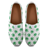 Women's Casual Shoes | Green Leaves