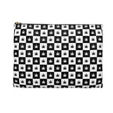 Carry All Pouch | Checkerboard