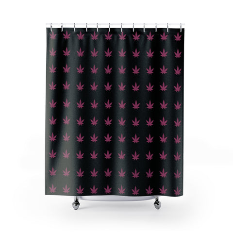Shower Curtain | Pinky