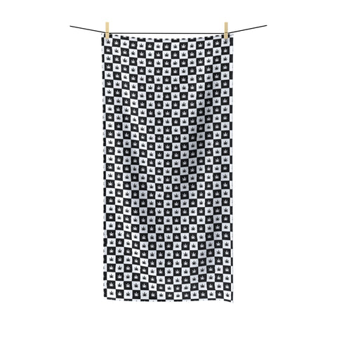 Towel | Checkerboard Bath & Beach Towels