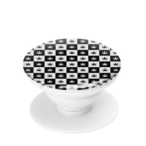 Collapsible Cell Phone Stand | Checkerboard