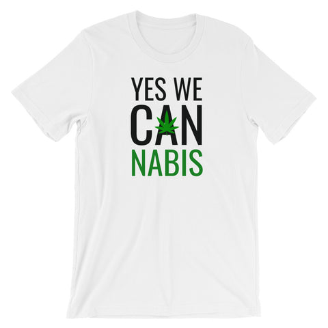 Unisex Crew Neck | Yes We Cannabis