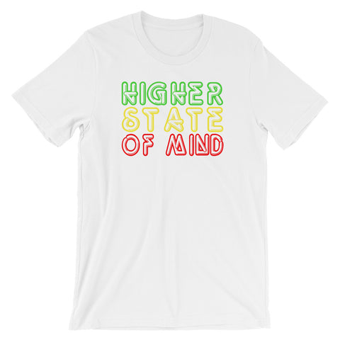 Unisex Crew Neck | Higher State of Mind Rasta