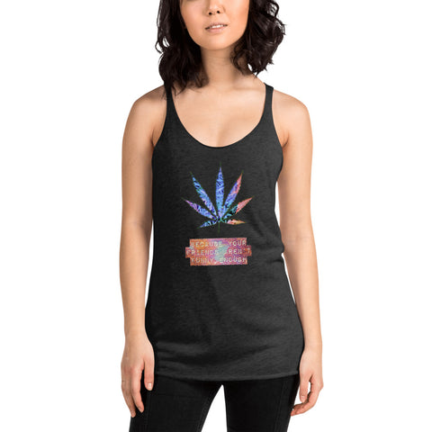 Women's Racerback Tank | Facts