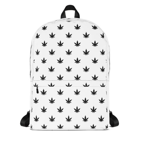 Backpack | Black Leaves