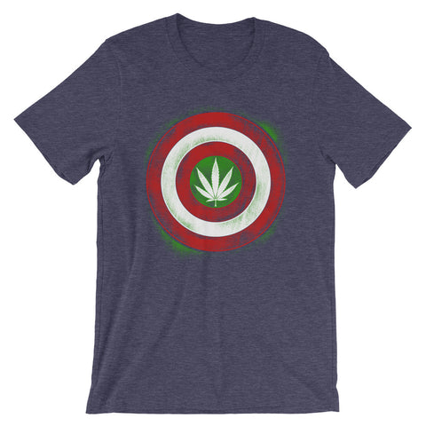 Unisex Crew Neck | Captain Amerijuana