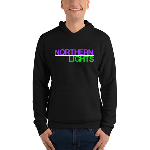 Unisex Hoodie | Northern Lights