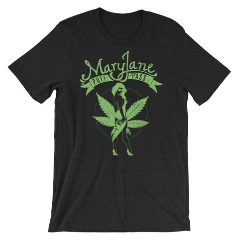 Premium Unisex T-Shirt | Mary Jane