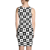 Women's Dress | Checkerboard Dress