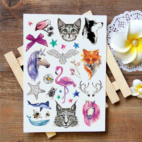 Fun Art - Boston Temporary Tattoos