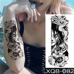 Anime - Boston Temporary Tattoos