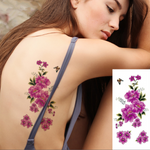 Baby Pink - Boston Temporary Tattoos