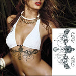 Victoria's Secret - Boston Temporary Tattoos