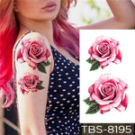 Wedding - Boston Temporary Tattoos